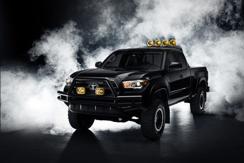 Toyota Tacoma 'Regreso al futuro'