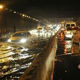 Temporal de lluvia en Gran Canaria - puentes