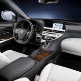 2010 - Lexus RX 450h: Interior