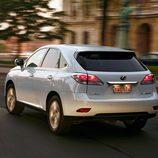 2010 - Lexus RX 450h: Trasera en movimiento