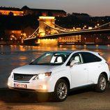 2010 - Lexus RX 450h: 3/4 frontal izquierdo