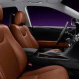 2012 - Lexus RX 450h: Interior