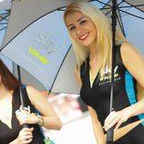 Paddock Girls del GP de Malasia 2015 - Sky VR46