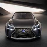 Lexus LF-FC Concept 2015 - delantera