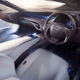 Lexus LF-FC Concept 2015 - salpicadero