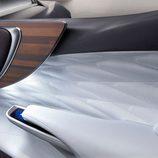 Lexus LF-FC Concept 2015 - detalle puerta