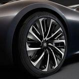 Lexus LF-FC Concept 2015 - detalle llanta
