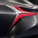 Lexus LF-FC Concept 2015 - detalle piloto trasero