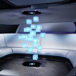 Mercedes-Benz Vision Tokyo Concept- hologramas