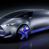 Mercedes-Benz Vision Tokyo Concept- side
