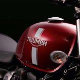 Triumph Street Twin 2016 - depósito