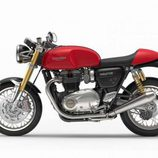 Triumph Thruxton 2016 - side