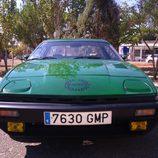 Triumph TR7 - frontal