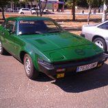 Triumph TR7 - front