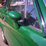 Triumph TR7 - detalle