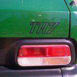 Triumph TR7 - piloto