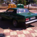 Triumph TR7 - rear