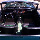 Triumph Spitfire 4 mkI (1962-194) - interior