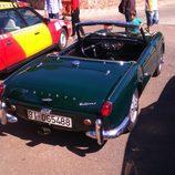 Triumph Spitfire 4 mkI (1962-194) - rear