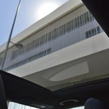Prueba - Mercedes-Benz CLA Shooting Brake 220 CDI: Techo panorámico