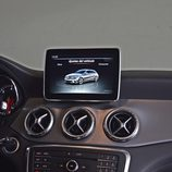Prueba - Mercedes-Benz CLA Shooting Brake 220 CDI: Distribución de elementos