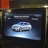Prueba - Mercedes-Benz CLA Shooting Brake 220 CDI: Gráficos de calidad
