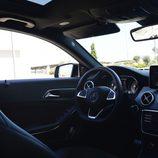 Prueba - Mercedes-Benz CLA Shooting Brake 220 CDI: Mandos del conductor
