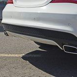 Prueba - Mercedes-Benz CLA Shooting Brake 220 CDI: Difusor