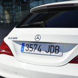 Prueba - Mercedes-Benz CLA Shooting Brake 220 CDI: Detalle trasera