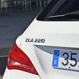 Prueba - Mercedes-Benz CLA Shooting Brake 220 CDI: Anagrama trasero