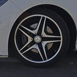 Prueba - Mercedes-Benz CLA Shooting Brake 220 CDI: Llantas