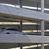 Prueba - Mercedes-Benz CLA Shooting Brake 220 CDI: Trasera en cuesta