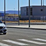 Prueba - Mercedes-Benz CLA Shooting Brake 220 CDI: Frontal derecho en movimiento