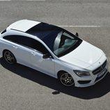 Prueba - Mercedes-Benz CLA Shooting Brake 220 CDI: Elevada