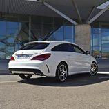 Prueba - Mercedes-Benz CLA Shooting Brake 220 CDI: Zaga