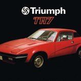 Triumph TR7 - anuncio