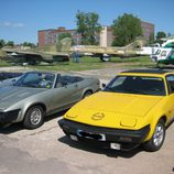 Triumph TR7 - versiones