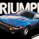 Triumph TR7 - triumphh