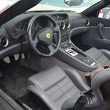 Ferrari 550 Barchetta - cockpit