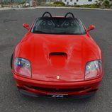 Ferrari 550 Barchetta - front