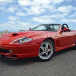 Ferrari 550 Barchetta - delantera