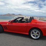 Ferrari 550 Barchetta - rear