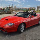 Ferrari 550 Barchetta - estático