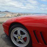 Ferrari 550 Barchetta - scudetto