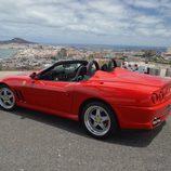 Ferrari 550 Barchetta - afilado