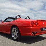 Ferrari 550 Barchetta - abierto