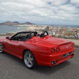 Ferrari 550 Barchetta - edición limitada