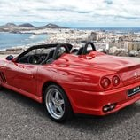 Ferrari 550 Barchetta - deportivo