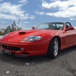 Ferrari 550 Barchetta - estampa