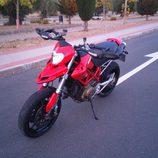 Ducati Hypermotard 1100 2007 - detalle delantero